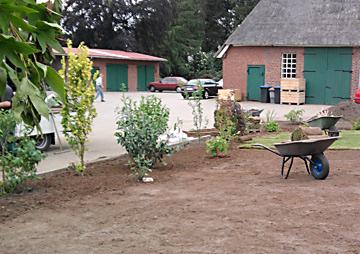Gartengestaltung Landschaftsbau Oldenburg